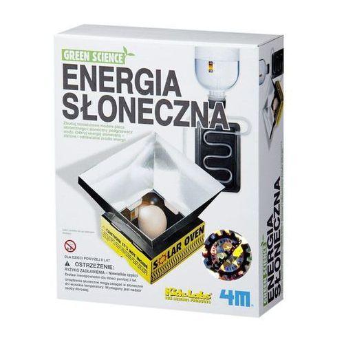 4m Green science energia słoneczna