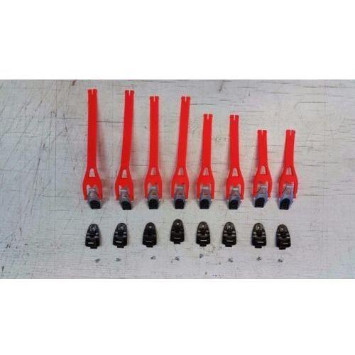 Fox Paski z mocowaniami do butów f-3r/comp5 orange