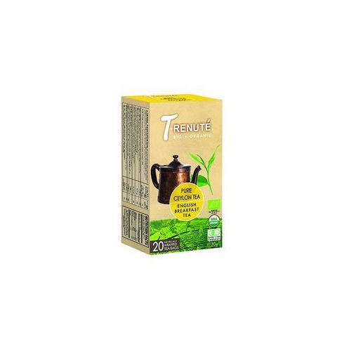 T'renute (herbaty) Herbata czarna english breakfast bio 30 g (1,5 g x 20 szt.) - t'renute (4792038700163)
