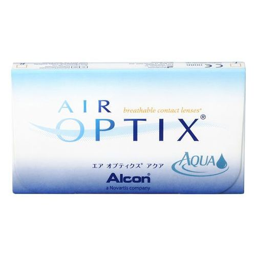 WYPRZEDAŻ - Air Optix Aqua 6 szt.