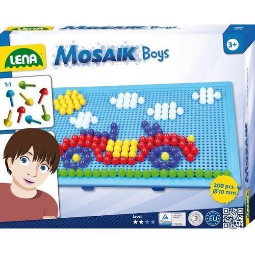 Mozaika Auto 200 el. 10mm - Lena, 1_526112