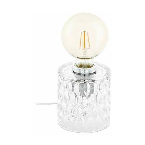 Eglo Cercamar 99084 lampa stołowa lampka 1x40W E27 transparentna (9002759990848)