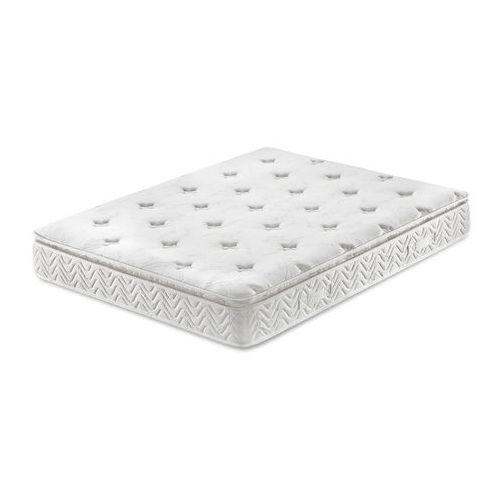 Beliani Materac kieszeniowy 180x200 cm - memory foam - multipocket - luxus, kategoria: materace