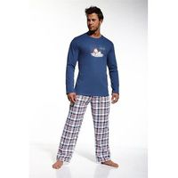 piżama męska 124/20 i like granatowy, Cornette