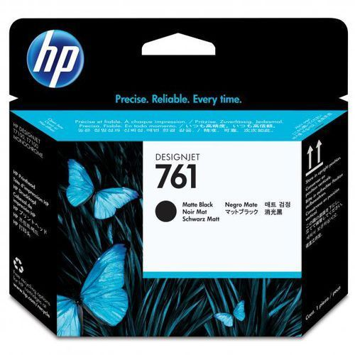 oryginalny głowica HP 761 [CH648A] matte black, CH648A