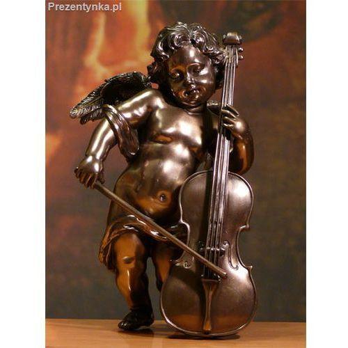 Anioł Cherubinek z wiolonczelą ()