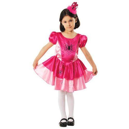 Strój Królowa Pająków przebrania na Halloween - 134/140 - sprawdź w wybranym sklepie