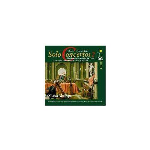 Bach: Complete Solo Concertos Vol. 2 (0760623068220)