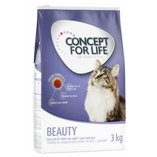 beauty adult - 400 g| darmowa dostawa od 89 zł + promocje od zooplus!| -5% rabat dla nowych klientów marki Concept for life