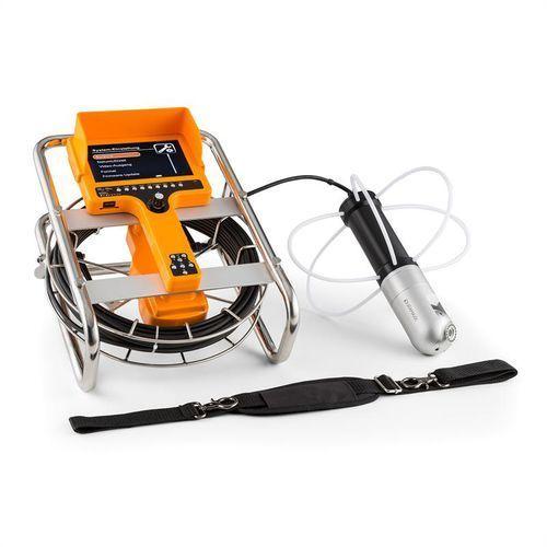 meisterspion system inspekcji rur kamera 18 led kabel światłowodowy 20 m marki Duramaxx