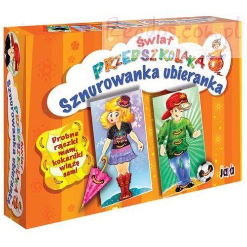 Jawa JAWA Gra Sznurowanka ubi eranka - Światprzedszkol, WGJAWZ0UD009323 (5725504)