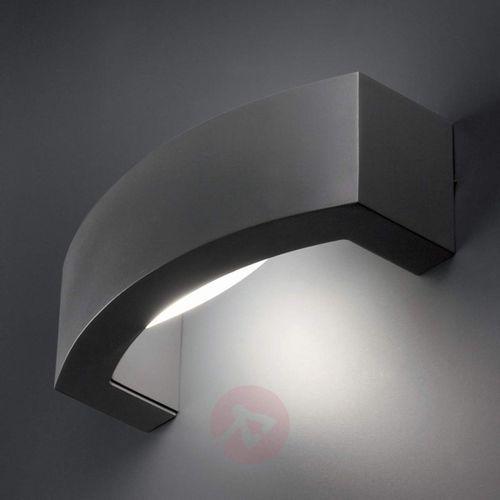 Zewnętrzna lampa ścienna Ancora piękny kształt