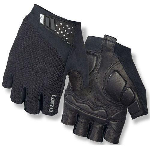 monaco ii gel rękawiczka rowerowa mężczyźni czarny s 2018 rękawiczki szosowe marki Giro