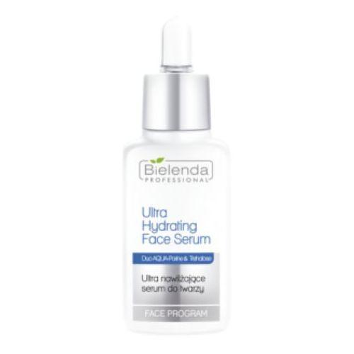 Bielenda Professional ULTRA HYDRATING FACE SERUM Ultranawilżające serum do twarzy