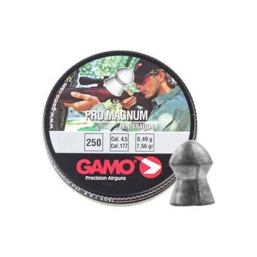 Śrut diabolo pro magnum 4,5mm 250szt. marki Gamo