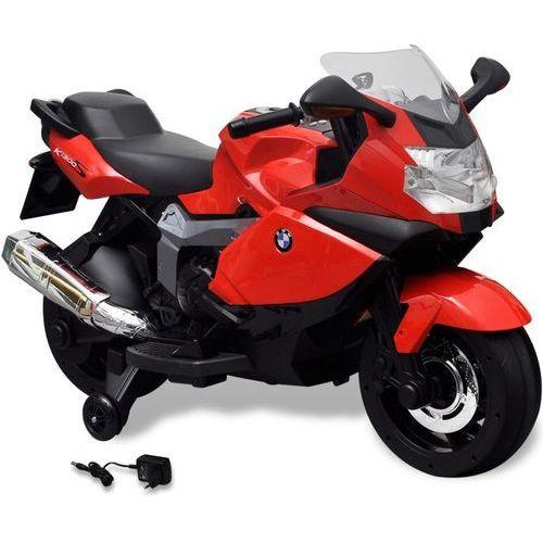 bmw 283 elektryczny motor dla dzieci czerwony 6 v marki Vidaxl