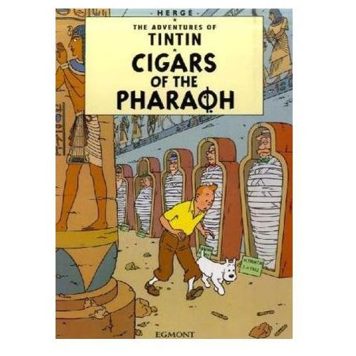 Cigars of the Pharoah (9781405206150)