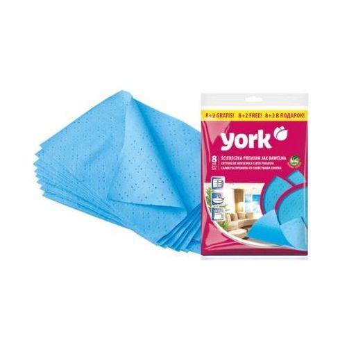 York Ściereczka 020320 (10 sztuk) (5903355111856)