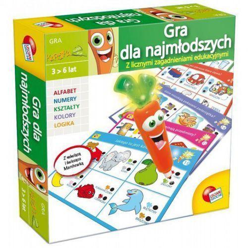 Liscianigiochi Karotka Gra dla najmłodszych