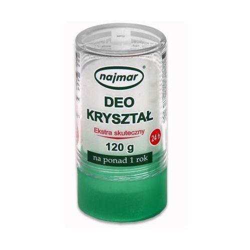 Deo Kryształ 120g - Ekstra skuteczny 24h wystarcza na ponad 1 rok!