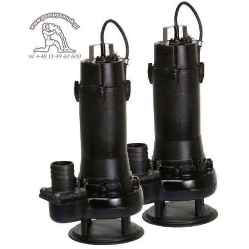 BV 455 - AFEC Zatapialna pompa szlamowa dla budownictwa i do ścieków Hmax 27m, wydajność do 90 m³/h - zmiana na PRORIL GOVOX-U 455, AFEC BV 455