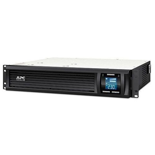 Zasilacz awaryjny UPS APC Smart-UPS C 1000VA LCD Rack, SMC1000I-2U