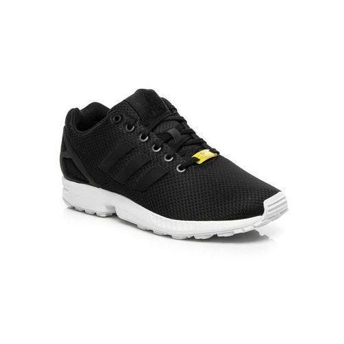 zx flux men czarny, Adidas