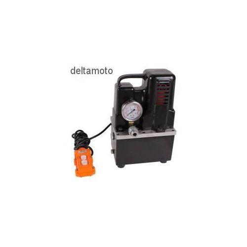 Pompa hydrauliczna elektryczna z licznikiem