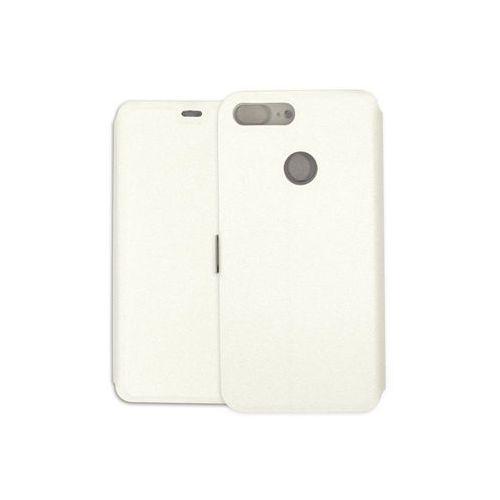 Huawei Honor 9 Lite - etui na telefon Wallet Book - biały, ETHW651WLBKWHT000
