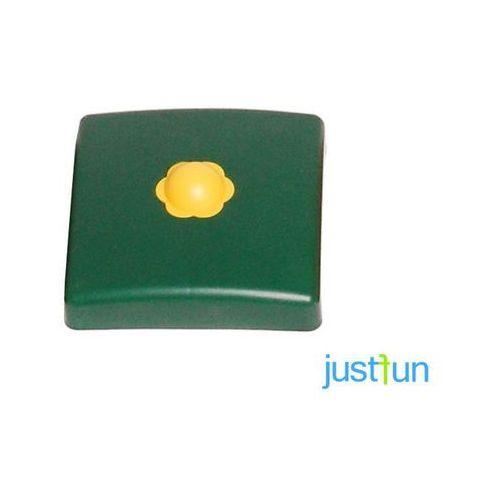 Just fun Plastikowa nakładka na belkę kwadratową 100x100 mm - zielony