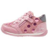 each obuwie do nauki chodzenia dark pink marki Geox
