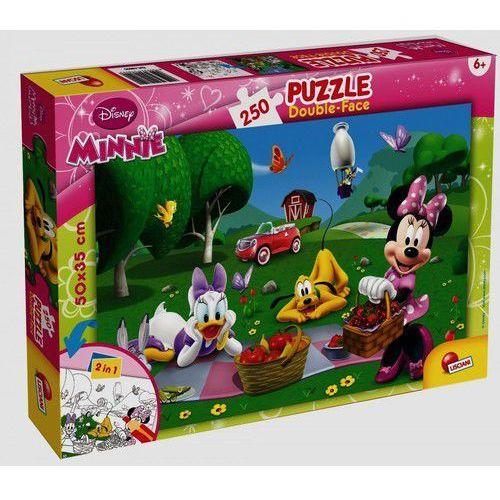 Liscianigiochi Puzzle 250 dwustronne maxi minnie