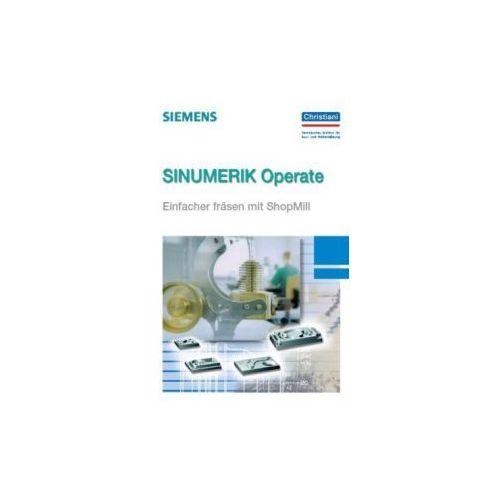SINUMERIK Operate - Einfacher fräsen mit ShopMill - OKAZJE
