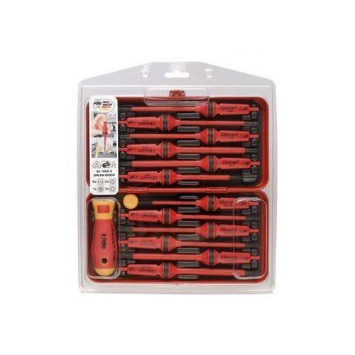 Zestaw wkrętaków do prac elektrycznych e-smart fl06391301 marki Felo