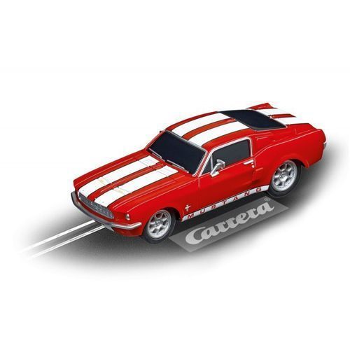 Auto GO!!! Ford Mustang 67 - Race Red, 1_647040