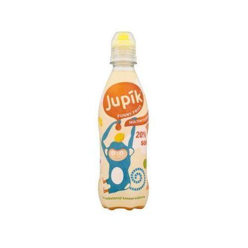 Hoop Napój niegazowany jupik funny fruit multiwitamina 330 ml