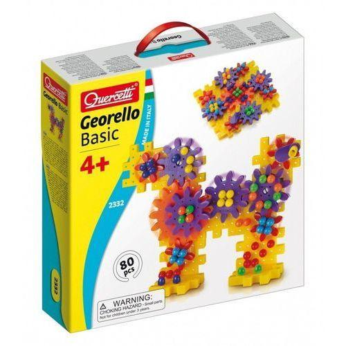 Quercetti, zestaw kreatywny Georello Basic