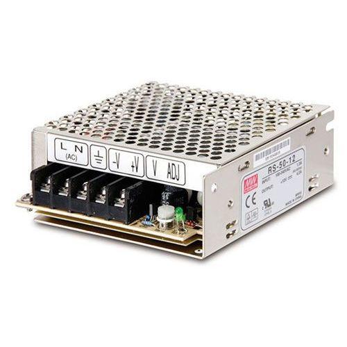 Zasilacz Mean Well RS-50-48 48V/1,1A 52W - produkt z kategorii- Pozostałe