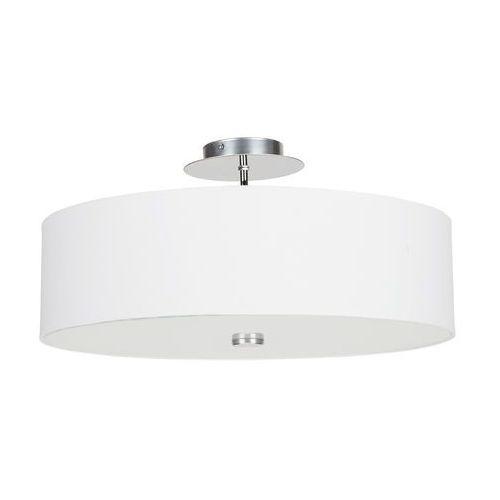Lampa sufitowa viviane white plaon 6391 + rabat za ilość w koszyku!!! - biały marki Nowodvorski