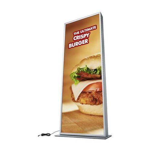 Jansen display Totem podświetlany na plakat xl xl podświetlany totem na plakat