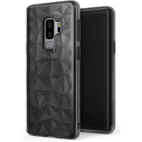 Etui Prism Air Ringke Glitter Samsung Galaxy S9 Plus Gray