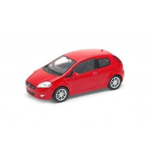 Welly Fiat Grande Punto 1/34