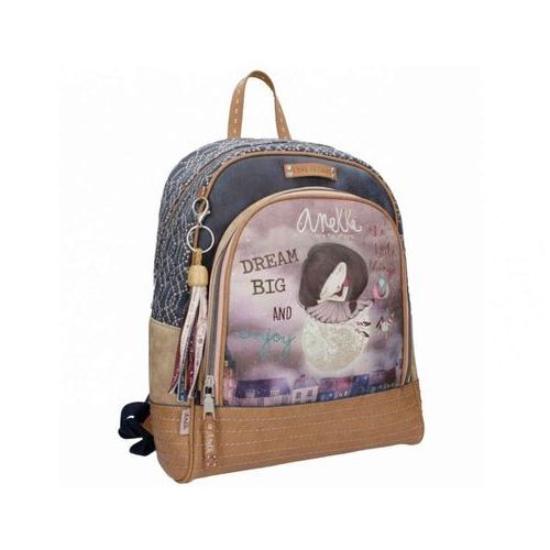 Duży plecak szkolny Anekke - Ballerina 24796-3, 24796-3