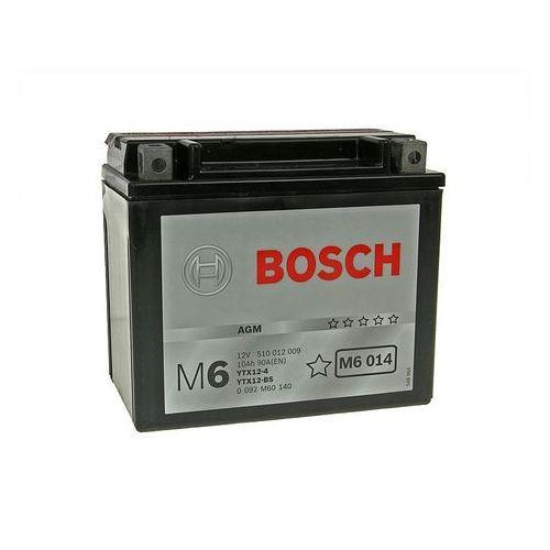 Akumulator motocyklowy Bosch YTX12-BS 10Ah 90A