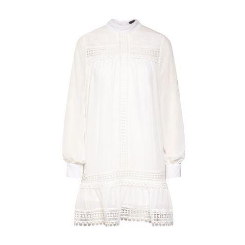 Missguided sukienka biały