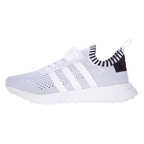 adidas Originals Primeknit Flashback Tenisówki Czarny Biały 38 2/3, kolor biały