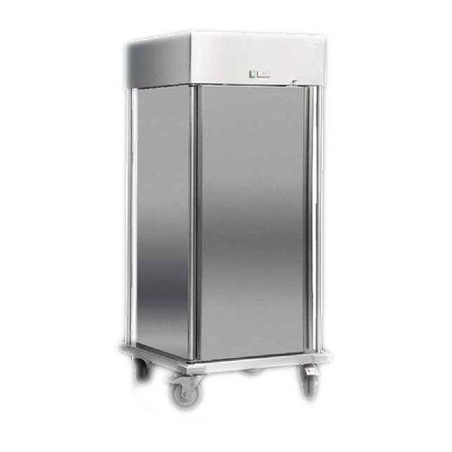 Szafa chłodnicza bankietowa, 1-komorowa, 890x865x1965 mm | DORA METAL, DM-S-94082