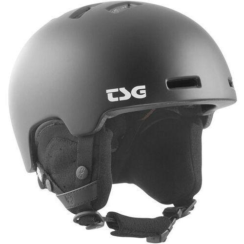 kask TSG - arctic nipper mini solid color satin black (147) rozmiar: JXXS/JXS