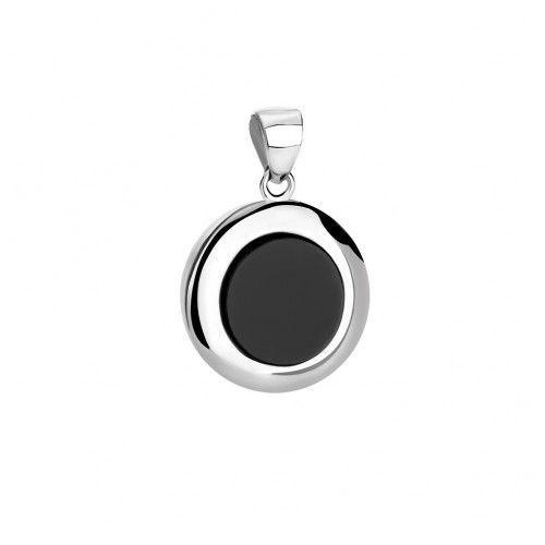 Biżuteria damska dazk0008 zawieszka srebrna marki Infinity