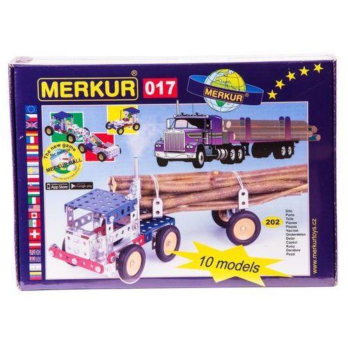 Merkur Modele RC Kit, 017 Ciężar10 modeli 202sz - BEZPŁATNY ODBIÓR: WROCŁAW!
